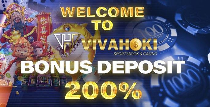 VIVAHOKI, Agen Bola, Judi Online, Slot Online, Live Casino