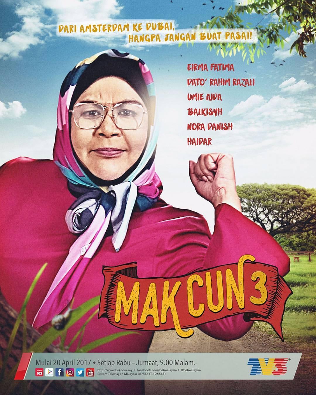 Mak Cun 2017