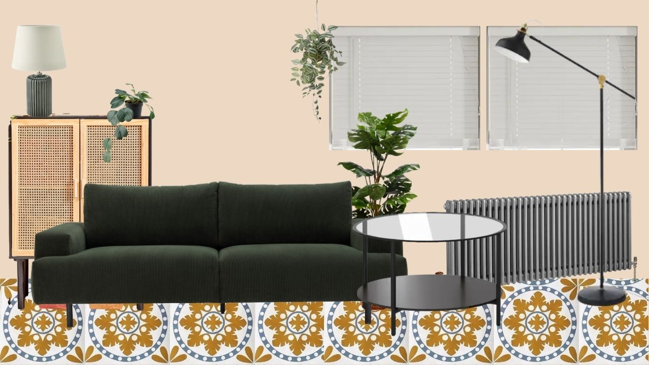 Budget friendly inspiration for updating your conservatory or sun room, for all budgets. Interior design inspiration and home decor