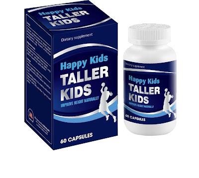 Viên Uống Tăng Chiều Cao Taller Kids