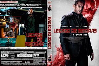 CARATULA LEGADO DE MENTIRAS - LEGACY OF LIES 2020[COVER DVD]