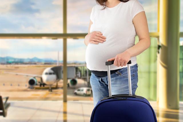 zwanger op vakantie tips