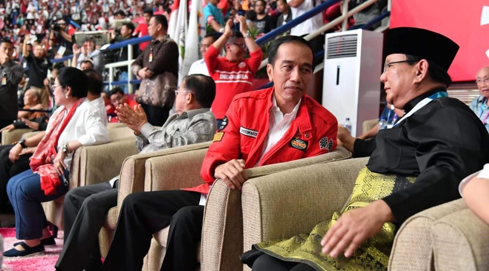 Isu Pelanggaran HAM, Kenapa Tak Muncul Ketika Prabowo Cawapres Megawati?