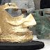 Así es la misteriosa máscara de oro de 3.000 años de antigüedad encontrada en el suroeste de China