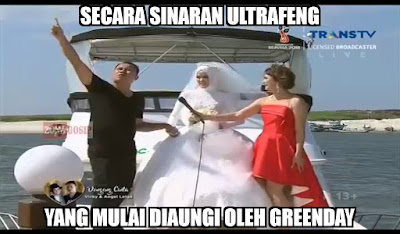 8 Kalimat 'Vickynisasi' Saat Pernikahan Vicky Prasetyo dan Angel Lelga, Ngerti Nggak?