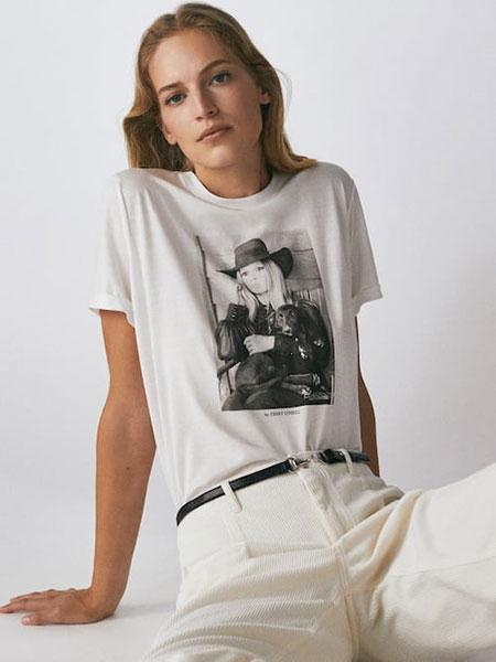 Massimo Dutti Brigitte Bardot camiseta edición limitada