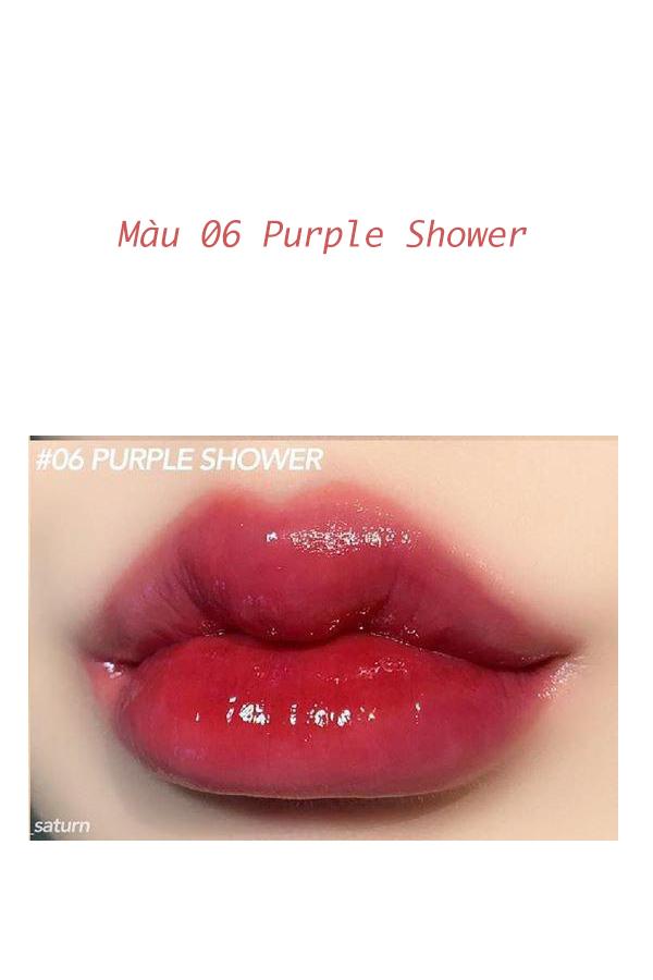 Màu A06 - Purple Shower: Hồng tím