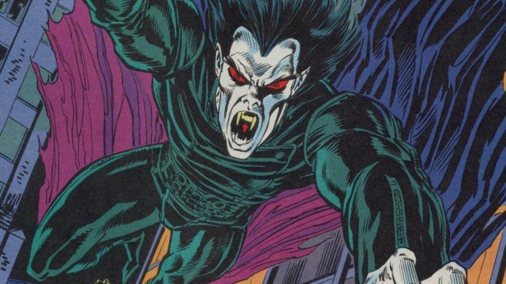 Morbius movie 2020