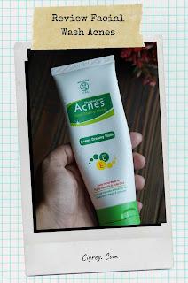 Review Facial Wash Acnes Kulit Berjerawat