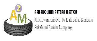 JOB LAMPUNG JANUARI 2020 - CV Ash-Sholihin Astera Motor