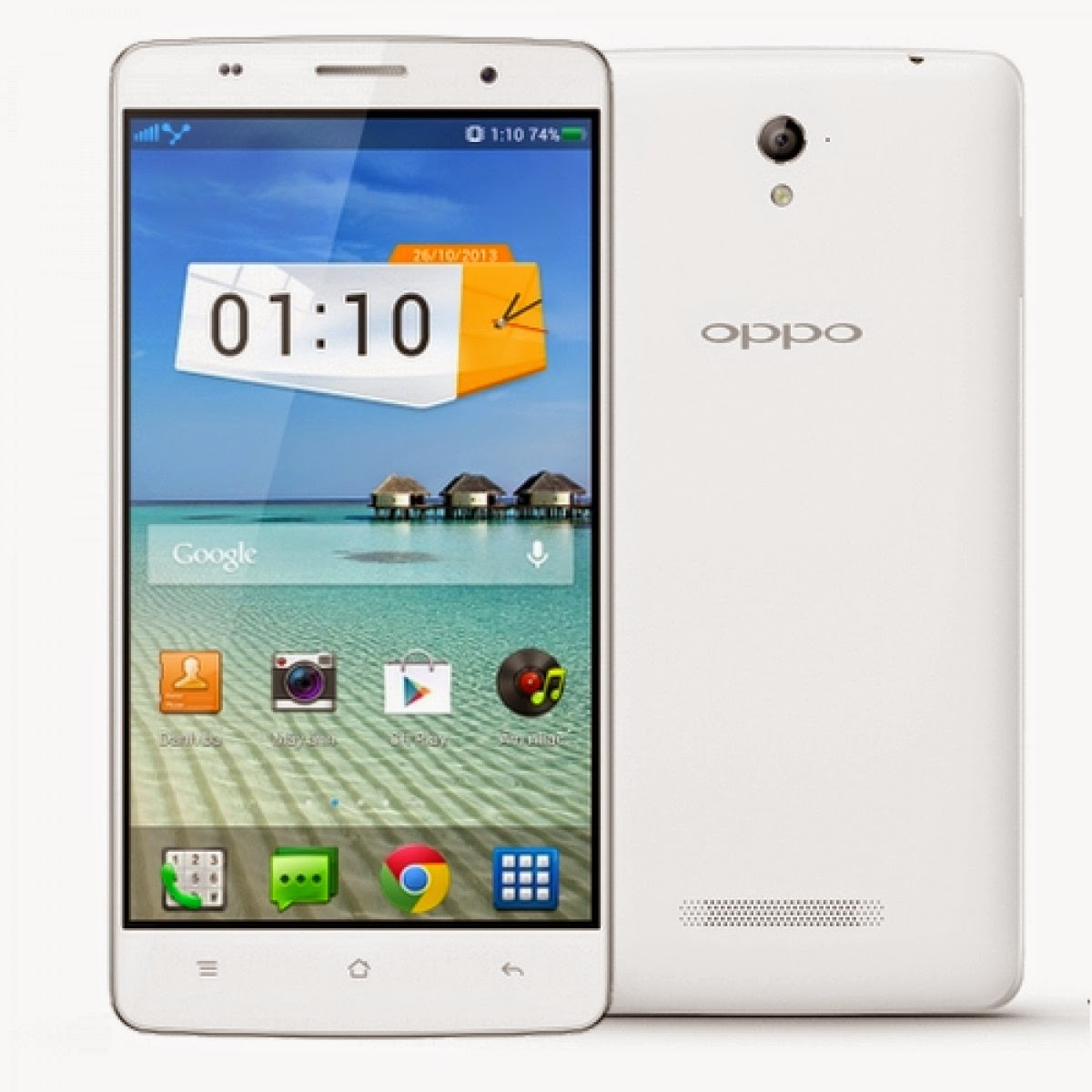 Harga Oppo Find Way S U707