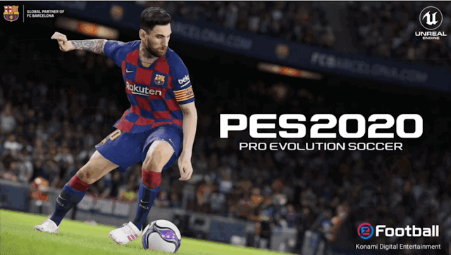 PES 2020 Android Offline 670MB Best Graphics English