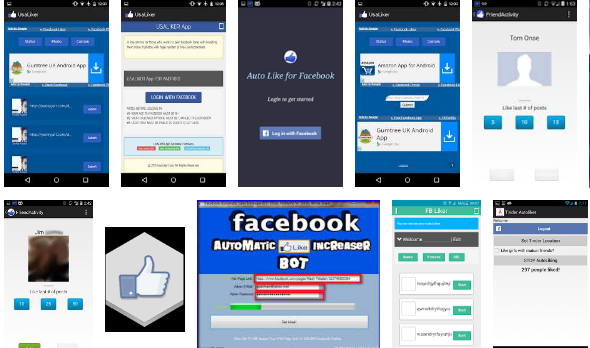 FB Auto Liker v2.51/2.5.1 Latest Version APK Free Download