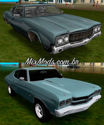 gta vc vice city mod pack carros hd car vehicles sabre