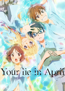 Your Lie In April Hindi Dubbed