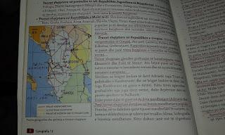 Τα εθνικιστικά σχολικά βιβλία της Αλβανίας και η Τσαμουριά!