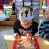 Joyeux anniversaire Mathéo !