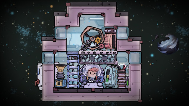 Oxygen Not Included Spaced Out