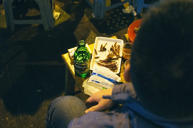 Hanoi Beer - Favorite drinks of Hanoians 4