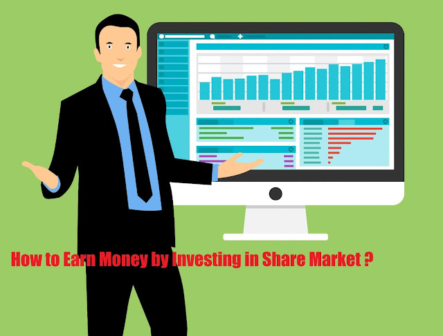 How to Earn Money by Investing in Share Market - NEWSTRENDS