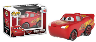 Funko Pop! Lightning McQueen