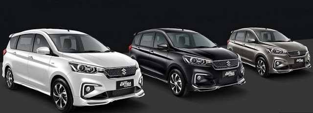 Kelebihan Suzuki Ertiga Sport 2019