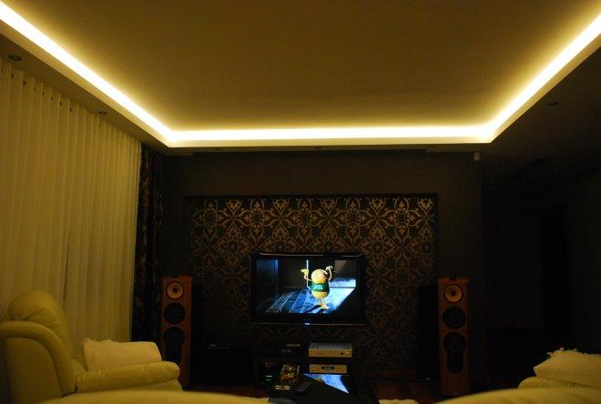 led beleuchtung wohnzimmer decke dumss.com