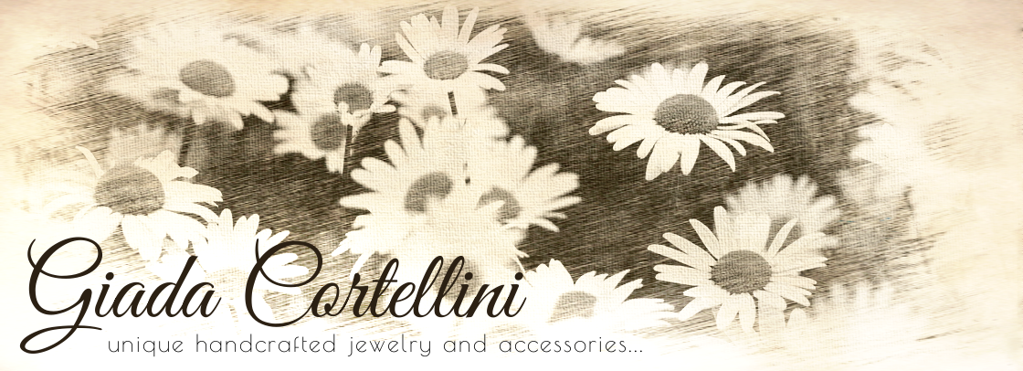 Giada Cortellini - Tribal and Nature inspired jewelry and accessories