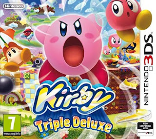 Kirby Triple Deluxe 3DS CIA