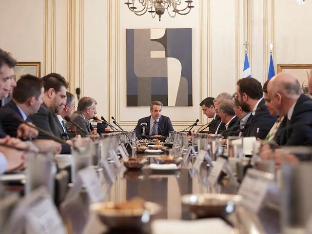 Με τον πρωθυπουργό στις 11 Μαρτίου συναντώνται οι Περιφερειάρχες