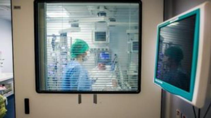 Οι διαθέσιμες  κλίνες COVID σε ΜΕΘ με στοιχεία από το Υπ. Υγείας