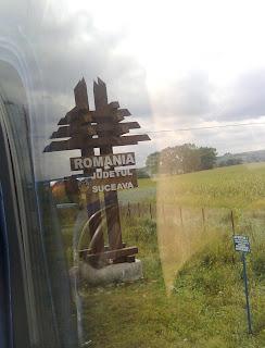 граница Румынии с Украиной