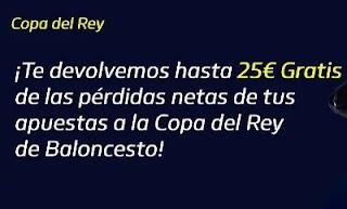 william hill promo copa rey acb 14-2-2021