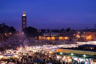 De viajeros por Marrakech 30