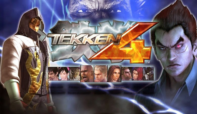 Tekken 4 Game Download