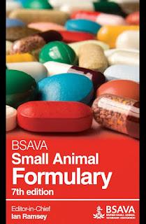 BSAVA Small Animal Formulary 7th Edition