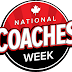 FREE COACH CLINICS & TICKETS: National Coaches Week Set for Sept 21-29 #ThanksCoach