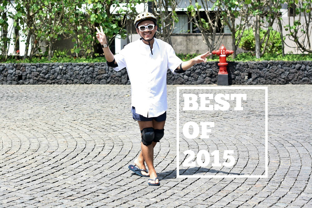 DELUXSHIONIST BEST OF 2015