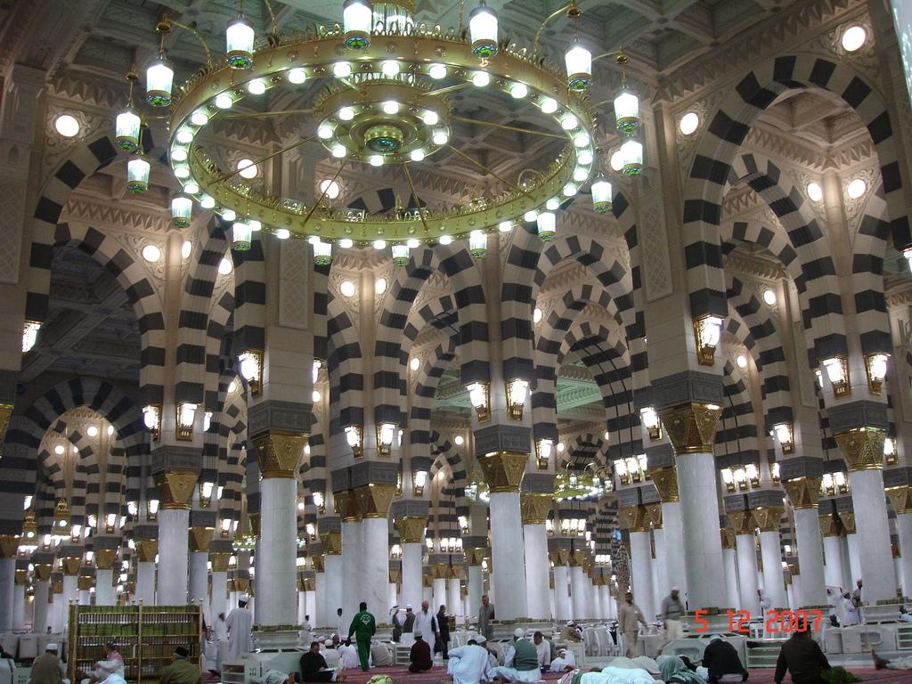 Masjid Nabawi 2013 Wallpaper Free Download Interior Design