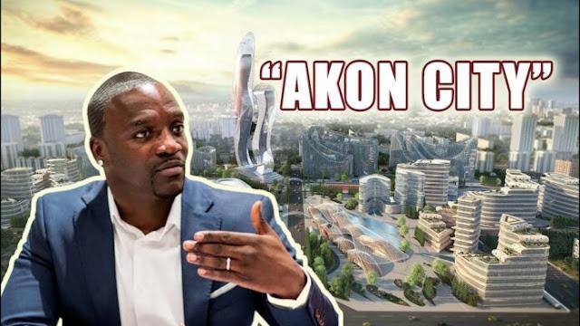 Akon city, un projet futuriste : Projets, Akon, city, ville, programme, habitat, social, logement, accroissement, population, urbaine, aménagement, énergie, développement, infrastructure, LEUKSENEGAL, Dakar, Sénégal, Afrique