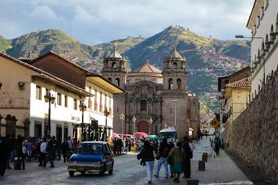 Las calles empedradas de Cusco tienen muchísimas historia detrás.