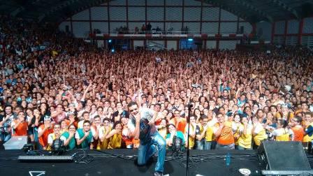 """Limoeirenses podem prestigiar show de Ivanildo Silva intitulado de """"Viver de ri"""""""