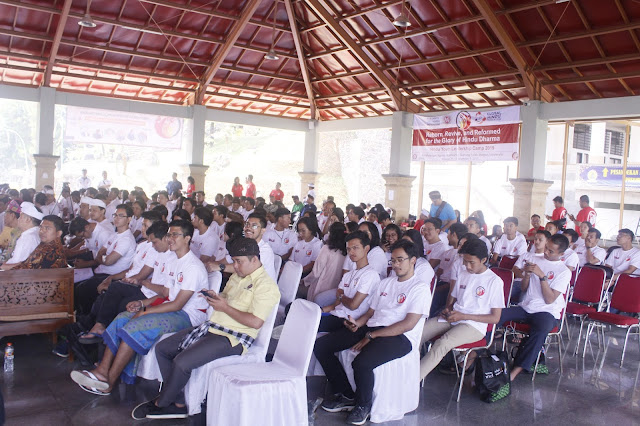 HYLC Ajang Peningkatan Karakter Dan Kompetensi Kepemimpinan Kader-Kader Muda Hindu Sejak Dini