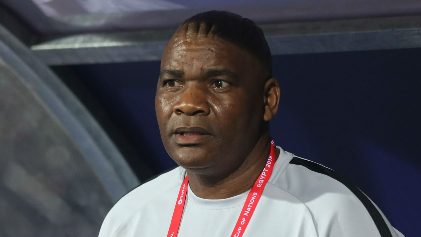 New Bafana Bafana coach Molefi Ntseki