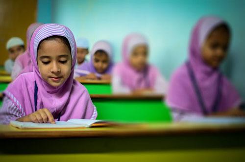 Muslimah dalam menghadapi modernisasi