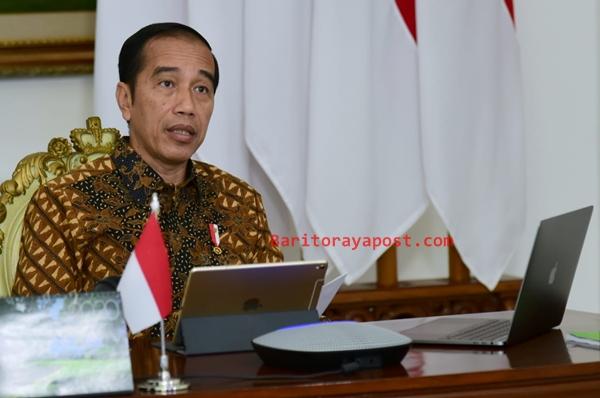 Jokowi Perintahkan Mendagri Tegur Kepala Daerah Yang Blokir Jalan. Terbukti Ganggu Distribusi Logistik