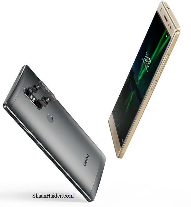 Lenovo PHAB 2 Plus : Full Hardware Speacs, Features and Price