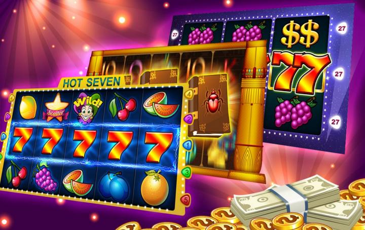 Автоматы азарт игровые