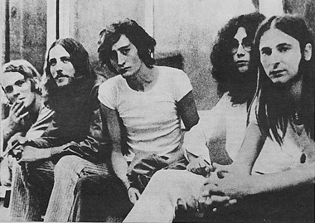 SILVIO SMASH MADRID 1970