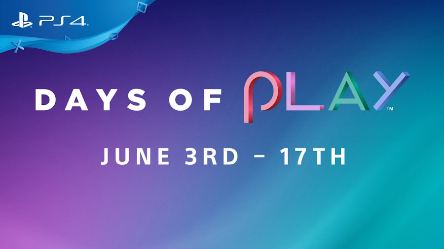 days of play sale 2020 playstation 4 sony interactive entertainment
